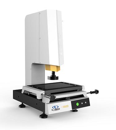 半自动二次元光学影像仪
